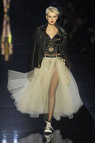 Gaultier Retro Spring 2007 Ready-to-wear Collections 0001