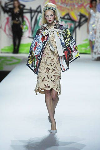 Vivienne Westwood Spring 2007 Ready-to-wear Collections 0001