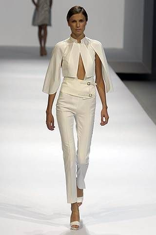 Akris Spring 2007 Ready-to-wear Collections 0001