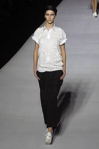 Dries Van Noten Spring 2007 Ready-to-wear Collections 0001