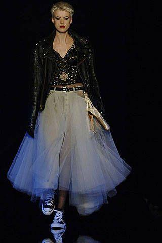 Jean Paul Gaultier Spring 2007 Ready-to-wear Detail 0001