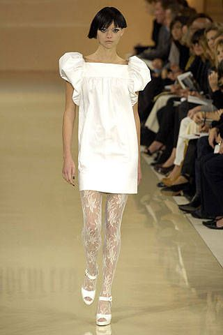 Karl Lagerfeld Spring 2007 Ready-to-wear Collections 0001