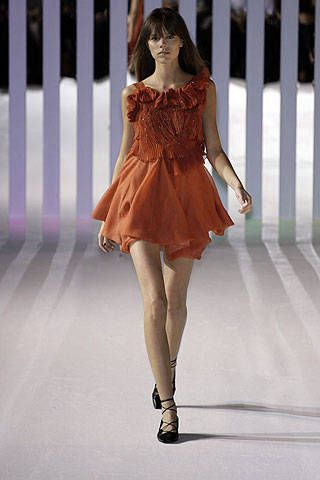 Sophia Kokosalaki Spring 2007 Ready-to-wear Collections 0001