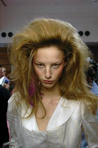 Vivienne Westwood Spring 2007 Ready-to-wear Backstage 0001