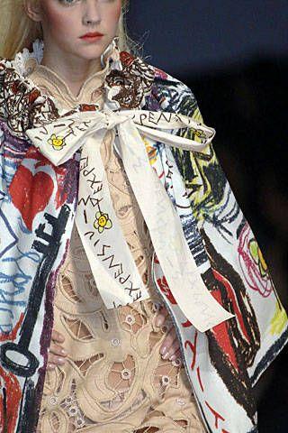 Vivienne Westwood Spring 2007 Ready-to-wear Detail 0001