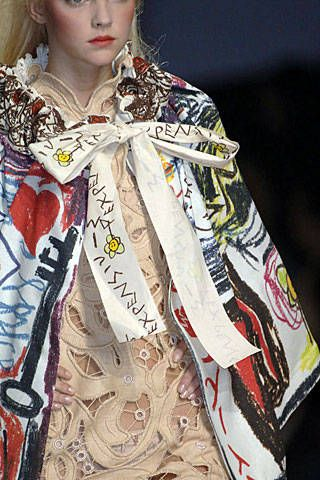 Vivienne Westwood Spring 2007 Ready-to-wear Detail 0001