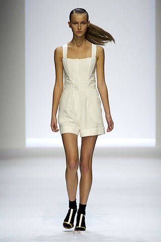 Cacharel Spring 2007 Ready-to-wear Collections 0001