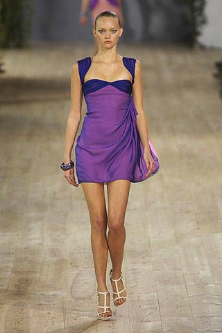 Emanuel Ungaro Spring 2007 Ready-to-wear Collections 0001