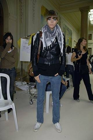 Karl Lagerfeld Spring 2007 Ready-to-wear Backstage 0001