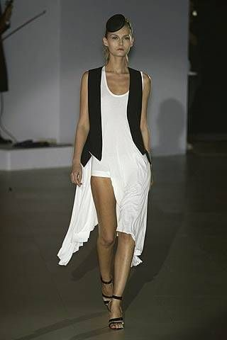 Gilles Rosier Spring 2007 Ready-to-wear Collections 0001