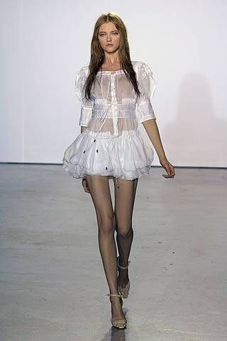 Antonio Beradi Spring 2007 Ready-to-wear Collections 0001