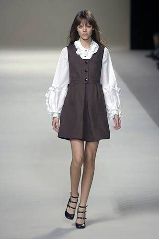ChloÃ{{{copy}}} Spring 2007 Ready-to-wear Collections 0001