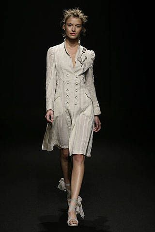 Yoichi Nagasawa Spring 2007 Ready-to-wear Collections 0001