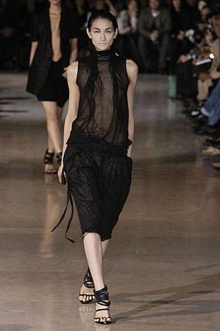 Haider Ackermann Spring 2007 Ready-to-wear Collections 0001