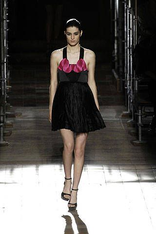 Lanvin Spring 2007 Ready-to-wear Collections 0001
