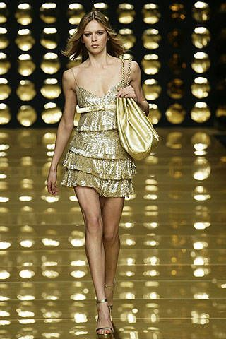Elie Saab Spring 2007 Ready&#45&#x3B;to&#45&#x3B;wear Collections 0001
