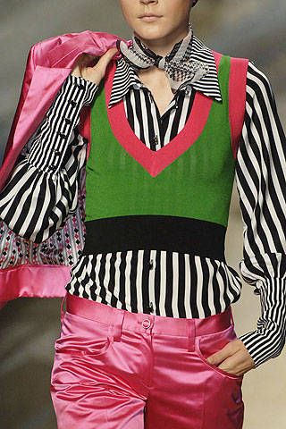 Kenzo Spring 2007 Ready-to-wear Detail 0001