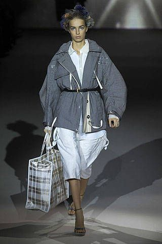 Louis Vuitton Spring 2007 Ready&#45&#x3B;to&#45&#x3B;wear Collections 0001