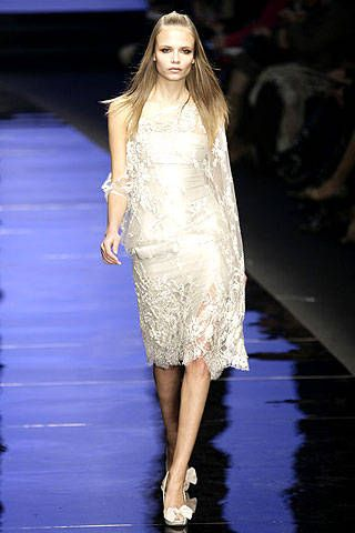 Elie Saab Spring 2007 Haute Couture Collections - 001