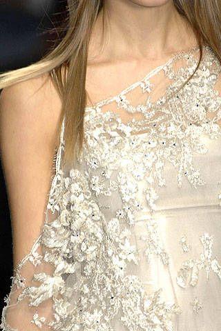Elie Saab Spring 2007 Haute Couture Detail - 001