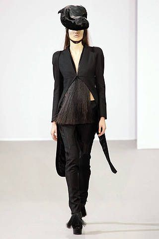 Felipe Oliveira Baptista Spring 2007 Haute Couture Collections - 001