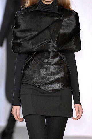 Felipe Oliveira Baptista Spring 2007 Haute Couture Detail - 001
