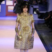 Christian Lacroix Spring 2007 Haute Couture Collections - 001