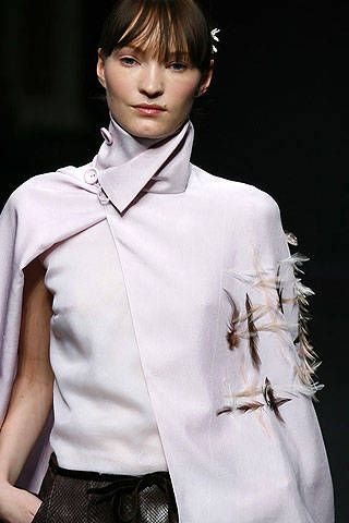 Christophe Josse Spring 2007 Haute Couture Detail - 001
