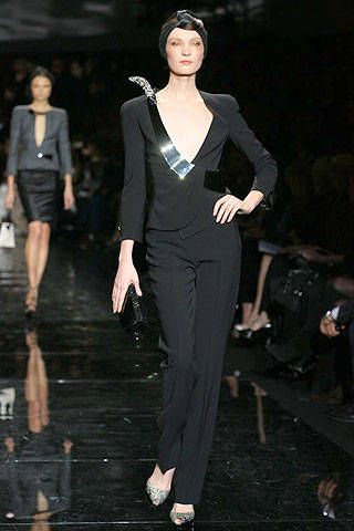 Giorgio Armani PrivÃ{{{copy}}} Spring 2007 Haute Couture Collections - 001