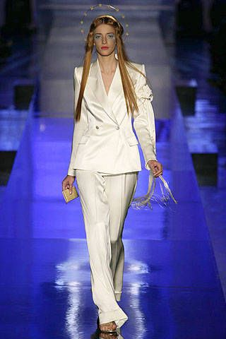 Jean Paul Gaultier Spring 2007 Haute Couture Collections - 001