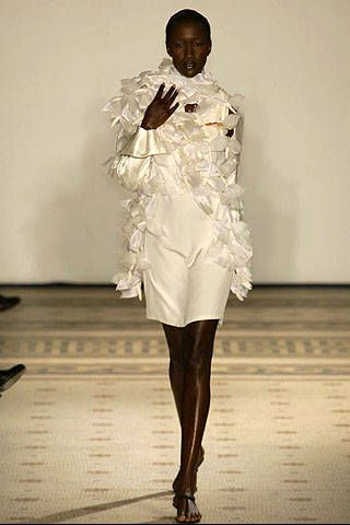 Maurizio Galante Spring 2007 Haute Couture Collections - 001