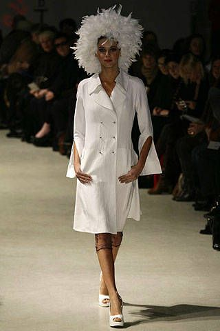 Lefranc Ferrant Spring 2007 Haute Couture Collections &#45&#x3B; 001