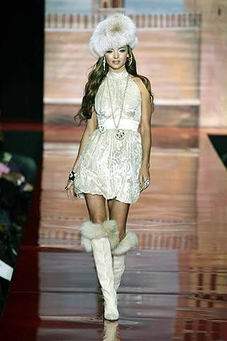 Baby Phat Fall 2007 Ready-to-wear Collections - 001