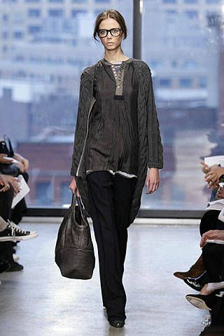 Yigal Azrouel Fall 2007 Ready-to-wear Collections - 001