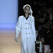 Alexandre Herchcovitch Fall 2007 Ready-to-wear Collections - 001