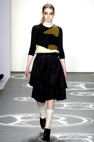 Alice Roi Fall 2007 Ready-to-wear Collections - 001