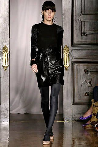 Ruffian Fall 2007 Ready-to-wear Collections - 001