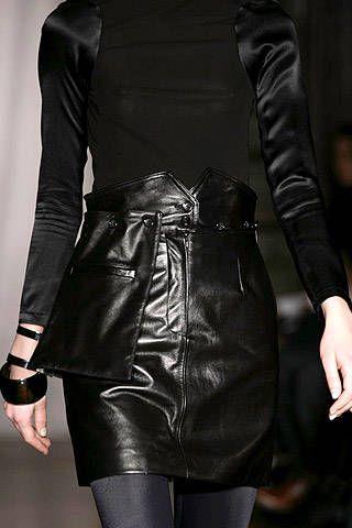 Ruffian Fall 2007 Ready-to-wear Detail - 001