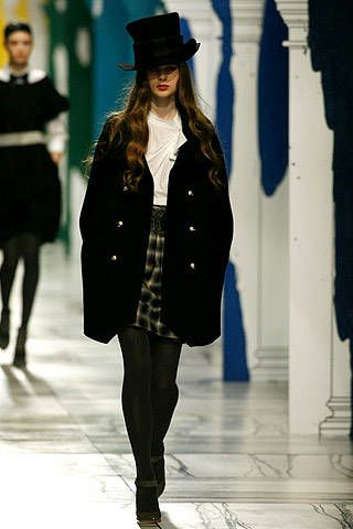 3.1 Phillip Lim Fall 2007 Ready&#45&#x3B;to&#45&#x3B;wear Collections &#45&#x3B; 001