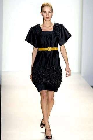 Lela Rose Fall 2007 Ready-to-wear Collections - 001