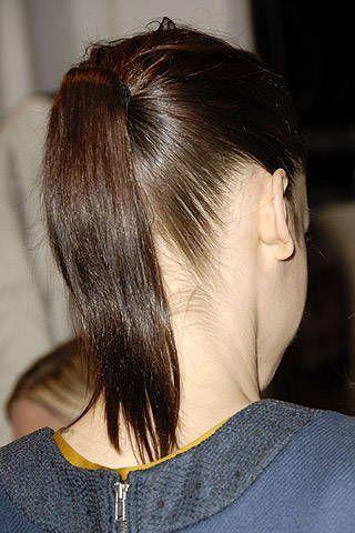 Lela Rose Fall 2007 Ready&#45&#x3B;to&#45&#x3B;wear Backstage &#45&#x3B; 001