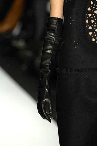Carolina Herrera Fall 2007 Ready-to-wear Detail - 001
