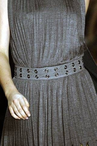 Max Azria Fall 2007 Ready-to-wear Detail - 001