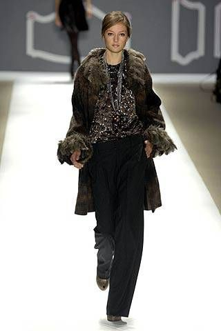 Nanette Lepore Fall 2007 Ready-to-wear Collections - 001