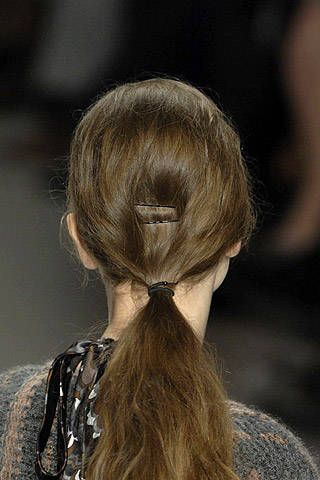 Nanette Lepore Fall 2007 Ready-to-wear Detail - 001
