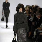 Oscar de la Renta Fall 2007 Ready-to-wear Collections - 001