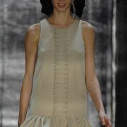 Tracy Reese Fall 2007 Ready-to-wear Detail - 001