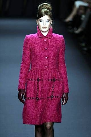 Bill Blass Fall 2007 Ready-to-wear Collections - 001