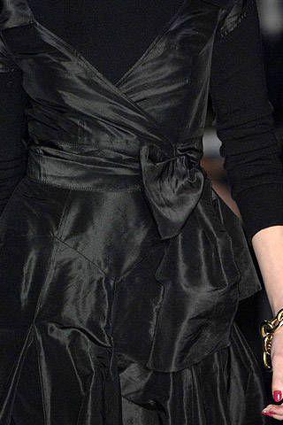 Diane von Furstenberg Fall 2007 Ready-to-wear Detail - 001
