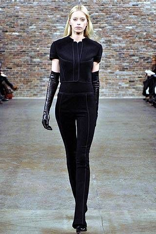 Narciso Rodriguez Fall 2007 Ready-to-wear Collections - 001